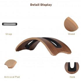 Dudukan Tablet / Laptop Stand Holder 1.31cm - Black - 5