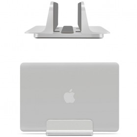 Stand Bracket Laptop Multifungsi - Silver