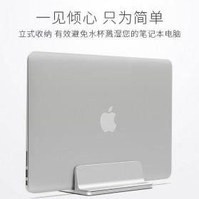 Stand Bracket Laptop Multifungsi - JK-L07 - Silver - 2