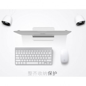 Stand Bracket Laptop Multifungsi - JK-L07 - Silver - 3