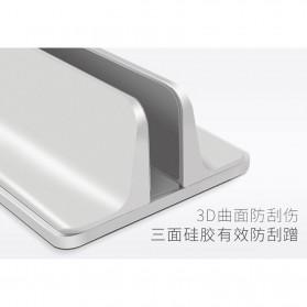 Stand Bracket Laptop Multifungsi - JK-L07 - Silver - 4