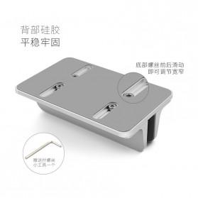 Stand Bracket Laptop Multifungsi - JK-L07 - Silver - 6