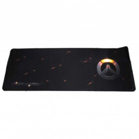 Gaming Mouse Pad XL Desk Mat Desain Game Online 300x800x2mm - Overwatch