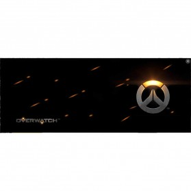 Gaming Mouse Pad XL Desk Mat Desain Game Online 300x800x2mm - Overwatch - 3