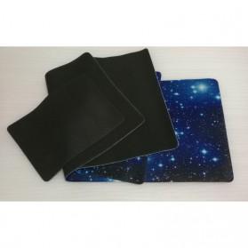 Gaming Mouse Pad XL Desk Mat Motif Starlight 400 x 900 mm - SH-SBD - Black - 2