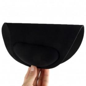 Brila Mouse Pad Ultra Slim Wrist Rest - 63911 - Black - 3