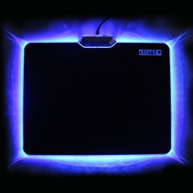 Xibter Gaming Mouse Pad Illuminated LED 300x240mm - Blue