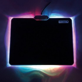 Jual PC Gaming - Xibter Gaming Mouse Pad Illuminated LED RGB 310x240mm - Multi-Color