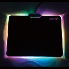 Xibter Gaming Mouse Pad Illuminated LED RGB 310x240mm - Multi-Color - 2