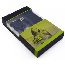 TXR Kabel Adapter VGA to HDMI with USB Power - AY55 - Black - 5