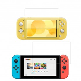 Screen Protector / Anti Glare / Anti Spy - Xunbeifang 2.5D Tempered Glass Film Screen Protector 0.26mm for Nintendo Switch Lite - GNI1