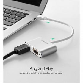 Ugreen Adapter Mini Display Port to HDMI VGA Aluminium - MD115/20422 - Black - 4