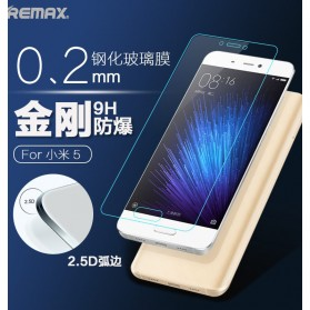 Remax Round Cut Magic Tempered Glass Screen Protector 0.2mm for Xiaomi Mi5 (Wooden Package) - 5