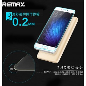 Remax Round Cut Magic Tempered Glass Screen Protector 0.2mm for Xiaomi Mi5 (Wooden Package) - 6
