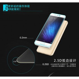 Remax Round Cut Magic Tempered Glass Screen Protector 0.2mm for Xiaomi Mi5 (Wooden Package) - 7