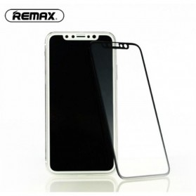 Remax Gener 3D Tempered Glass Anti Blue Ray for iPhone X - Black