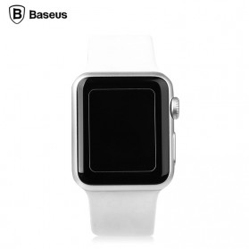 Baseus Ultra-Thin 0.15mm Tempered Glass for Apple Watch 42mm Series 1/2/3 - 2