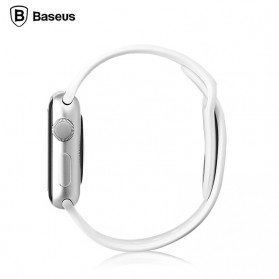Baseus Ultra-Thin 0.15mm Tempered Glass for Apple Watch 42mm Series 1/2/3 - 3