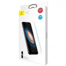 Baseus Anti Blue Light Tempered Glass 0.15mm for iPhone X - 4