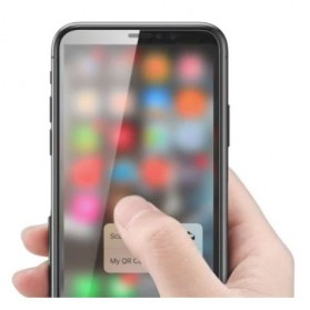 Baseus Non Full Cover Tempered Glass 0.2mm for iPhone X - 3