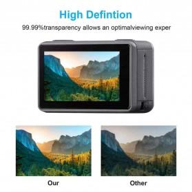 TELESIN Anti Gores Camera Lens & LCD Screen Protector 1 Set for DJI Osmo Action - OS-TFM-002 - 4