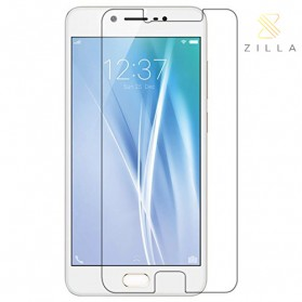 Zilla 2.5D Tempered Glass Curved Edge 9H 0.26mm for Vivo V5s