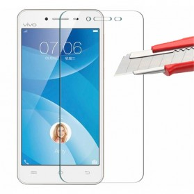 Zilla 2.5D Tempered Glass Curved Edge 9H 0.26mm for Vivo Y53