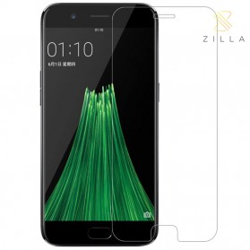 Zilla 2.5D Tempered Glass Curved Edge 9H 0.26mm for Oppo R11 Plus