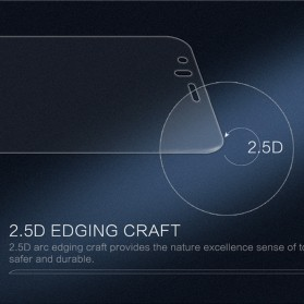 Zilla 2.5D Tempered Glass Curve Edge 9H 0.26mm for Xiaomi Mi6 - 3