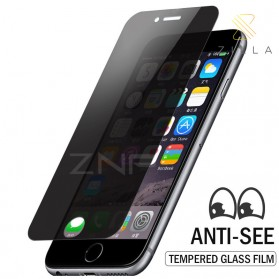 Zilla 3D Anti Spy Tempered Glass Curved Edge 9H for iPhone 7/8