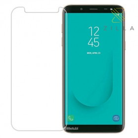 Zilla 2.5D Tempered Glass Curved Edge 9H 0.26mm for Samsung Galaxy J6 2018