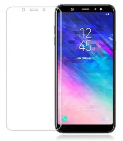 Zilla 2.5D Tempered Glass Curved Edge 9H 0.26mm for Samsung Galaxy A9 2018 - 9