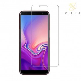 Zilla 2.5D Tempered Glass Curved Edge 9H 0.26mm for Samsung Galaxy J6 Plus