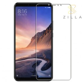 Zilla 2.5D Tempered Glass Curved Edge 9H 0.26mm for Xiaomi Mi Max 3 Pro - 1