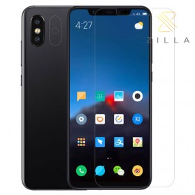 Zilla 2.5D Tempered Glass Curved Edge 9H 0.26mm for Xiaomi Mi 8 Pro