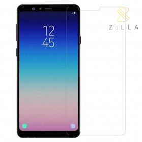 Zilla 2.5D Tempered Glass Curved Edge 9H 0.26mm for Samsung Galaxy A9 Star Pro