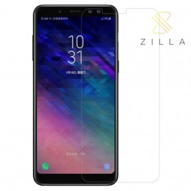 Zilla 2.5D Tempered Glass Curved Edge 9H 0.26mm for Samsung Galaxy A8S