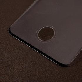 Zilla Nano Slim Tempered Glass Curved Edge 9H Fingerprint Hole for Samsung Galaxy S10 Plus - Black - 2