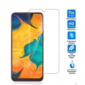 Zilla 2.5D Tempered Glass Curved Edge 9H 0.26mm for Samsung Galaxy M10 - 3