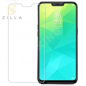 Zilla 2.5D Tempered Glass Curved Edge 9H 0.26mm for Realme 2