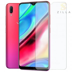 Zilla 2.5D Tempered Glass Curved Edge 9H 0.26mm for Vivo V11 Pro