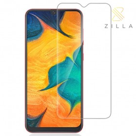 Zilla 2.5D Tempered Glass Curved Edge 9H 0.26mm for Samsung Galaxy M20