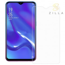 Zilla 2.5D Tempered Glass Curved Edge 9H 0.26mm for Oppo RX17 Neo
