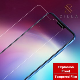 Zilla 2.5D Tempered Glass Curved Edge 9H 0.26mm for Oppo A5