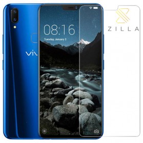 Zilla 2.5D Tempered Glass Curved Edge 9H 0.26mm for Vivo Z1