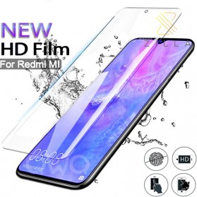 Zilla 2.5D Tempered Glass Curved Edge 9H 0.26mm for Xiaomi Redmi Note 7 Pro