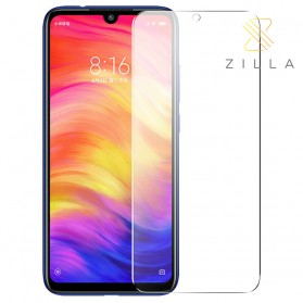 Zilla 2.5D Tempered Glass Curved Edge 9H 0.26mm for Xiaomi Redmi Note 7