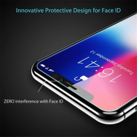 Zilla 2.5D Tempered Glass Curved Edge 9H 0.26mm for iPhone 11 - 3