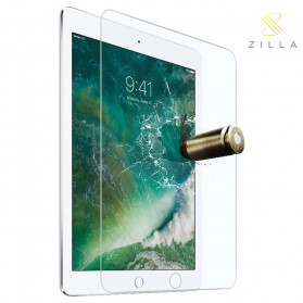 Zilla 2.5D Tempered Glass Curved Edge 9H 0.26mm for iPad 10.2 Inch 2019