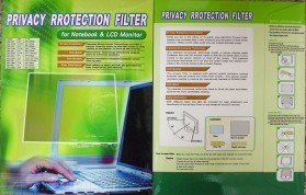 Anti Spy Screen Protector LCD 19